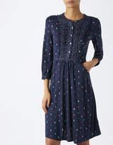 Monsoon Amber Diamond Shirt Dress