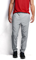 Lands' End Men's Active Performance Track Pants-Deep Sapphire Rose
