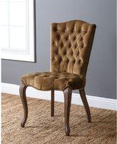 Abbyson Living French Vintage Velvet Dining Chair