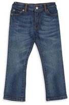Dolce & Gabbana Toddler's & Little Boy's Five-Pocket Jeans