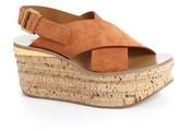 Chloé Women's Camille Cork Platform Sandal