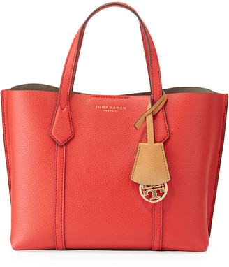 Tory Burch Perry Small Colorblock Tote Bag