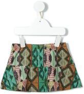 Lygia E Nanny Kids - flared skirt - kids - Polyester/Spandex/Elastane - 4 yrs
