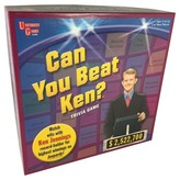 University Games Can You Beat Ken? Trivia Game