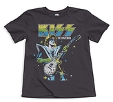 Junk Food Clothing Boys' Kiss Tee - Little Kid