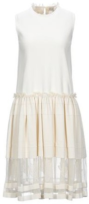 Alexander McQueen Knee-length dress