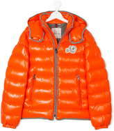 Moncler Rembrandt puffer jacket - kids - Polyamide/Feather/Goose Down - 8 yrs