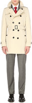 Burberry Heritage slim-fit mid trench coat