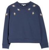 Rebecca Minkoff Women's Antonia Embroidered Sweatshirt