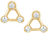 Logan Hollowell - New! Mini Summer Triangle Constellation Earrings 8503684547