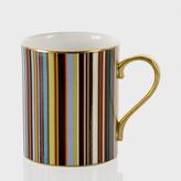 Paul Smith for Thomas Goode - Signature Stripe Bone-China Mug