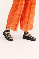 Dr. Martens Blaire Brando Flatform Sandals at Free People