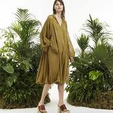 Lacoste Women's Fashion Show Hooded Mesh Dress
