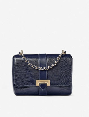 Aspinal of London Lottie chain-strap leather bag