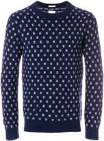 Gant dot jacquard jumper