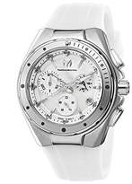 Technomarine Unisex 110005 Cruise Steel Chronograph White MOP Dial Watch