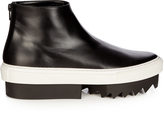 Givenchy Leather platform boots