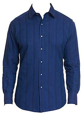 Robert Graham Men's Dyson Printed Button-Down Shirt