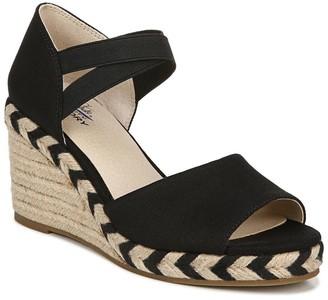 LifeStride Taffy Women's Wedge Espadrille Sandals