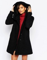 Vila High Neck Coat