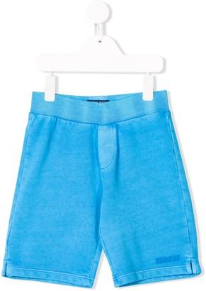 Woolrich Kids track shorts
