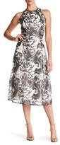 Rachel Roy Sequined Maxi Dress