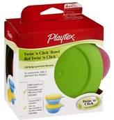 Playtex Twist 'n Click Bowl, 1 ct (Pack of 2)
