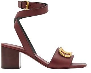 Valentino Go Logo sandals