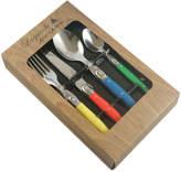 Laguiole Andre Aubrac 16 Piece Cutlery Set in Multi