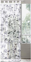 Accessorize Burn Out Birds Tab Top Curtain Set