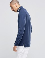 Ellesse Long Sleeve T-shirt With Turtle Neck