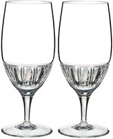 Marquis by Waterford Addison 2-pc. Iced Beverage Glass Set