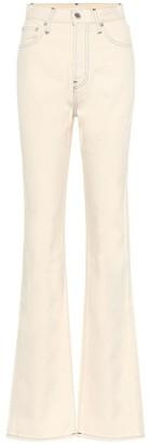 Helmut Lang High-rise bootcut jeans