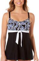 ST. JOHN'S BAY Leaf Swim Dress