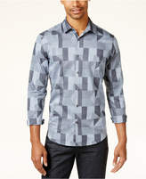 Alfani Men's Printed Shirt, Only at Macy's