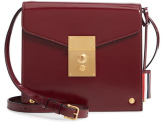 Thom Browne Mini Mrs. Thom Leather Crossbody Bag