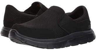 Skechers Mc Allen (Black) Men's Work Boots