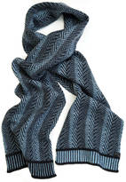 Sian O'Doherty Crag Knitted Scarf