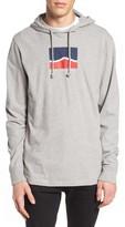 Vans Men's Short Stack Graphic Hoodie Sweatshirt