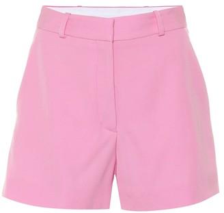 Stella McCartney Wool twill shorts