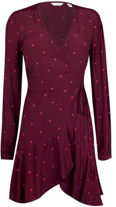 Jack Wills Hartland Wrap Dress