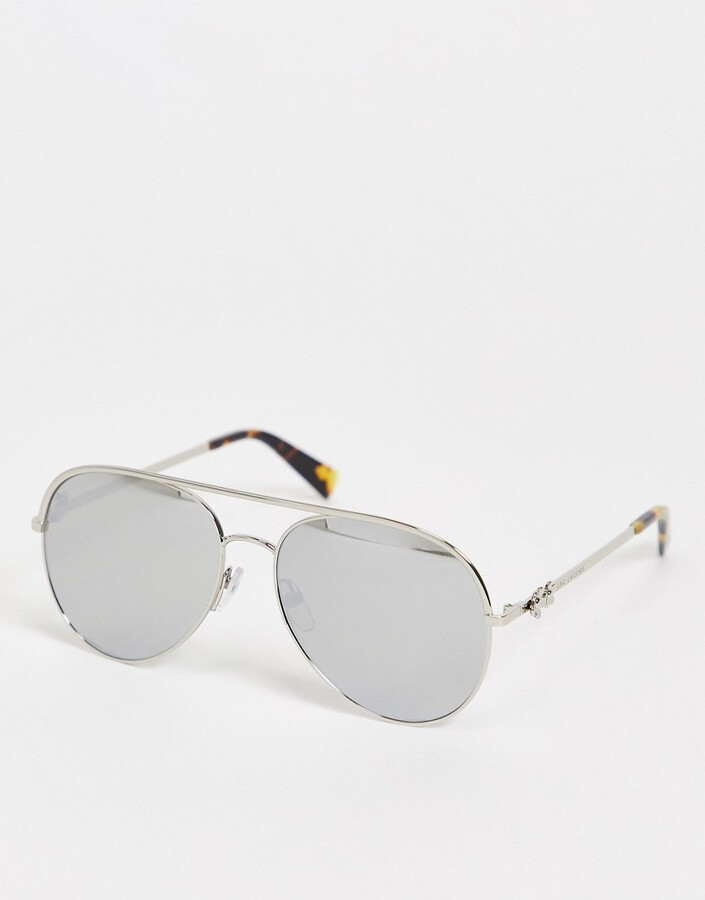 Thumbnail for your product : Marc Jacobs 2/S mirrored aviator sunglasses