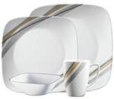 Corelle Muret Square 16 PC Set