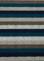 Chilewich Shag Even Stripe door mat