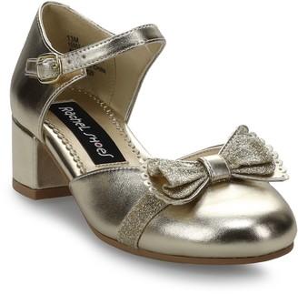 Rachel Valentina Girls' Mary Jane Shoes