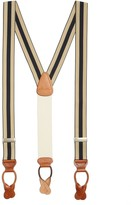 Brooks Brothers Extra-Long Striped Suspenders