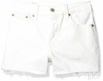 Levi's Women's HR Shorts
