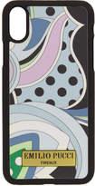 Emilio Pucci Blue Nisida iPhone X Case