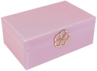 Trina Turk Floral Mirror Accessories Box