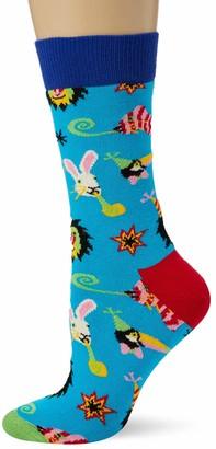 Happy Socks Party Animal Sock Socks Women's